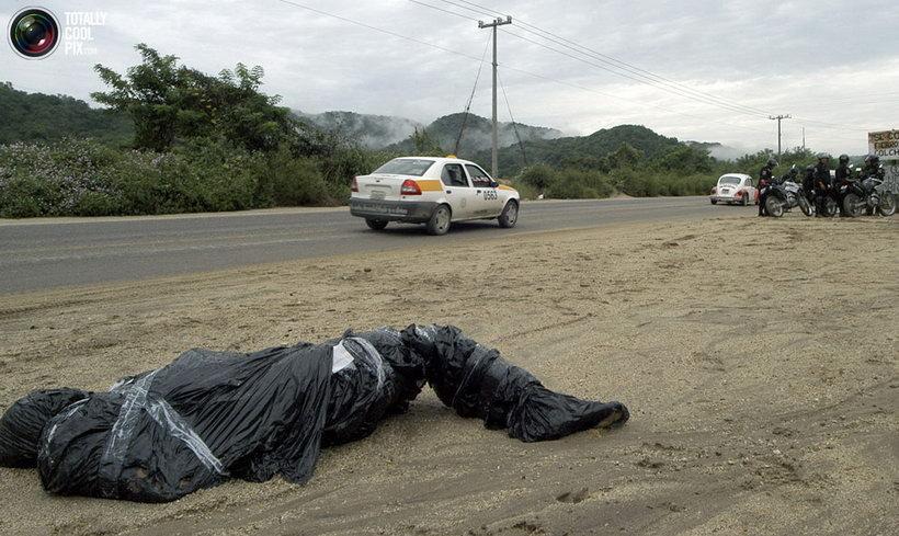 Мексиканский наркотрафик