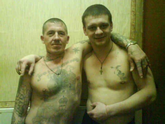 Отношение к ворам в тюрьме