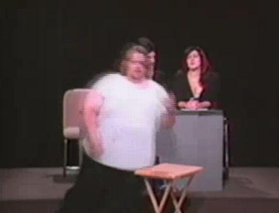 Невезучие толстяки :)
