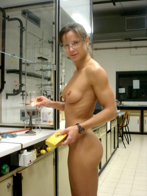 Реальные фото голых спортсменок