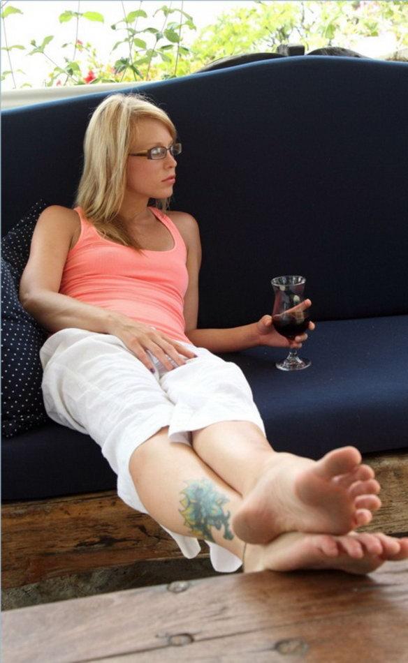 Обычный рабочий день порнозвезд
