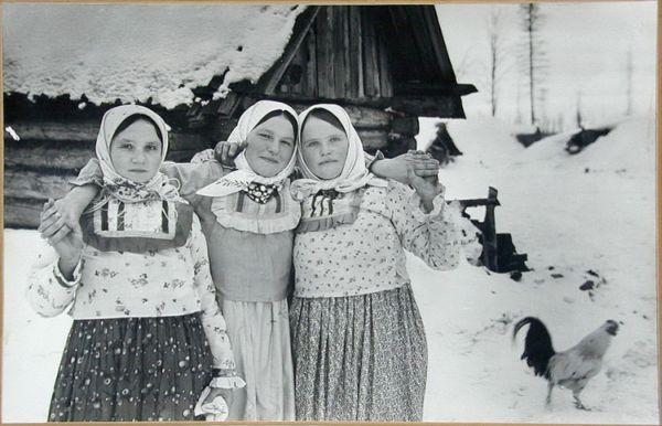 Как поменялась крестьянка на Руси за полвека