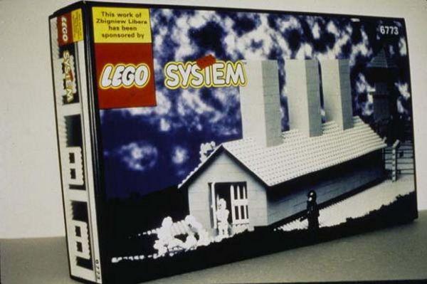 LEGO - концлагерь