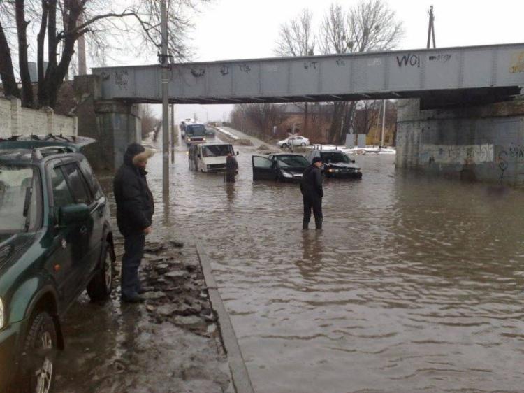 А в Калининград уже пришла весна