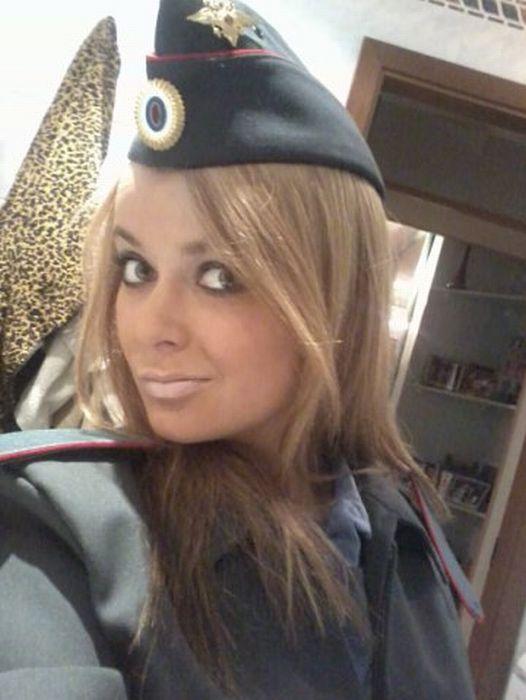 Госпожа Полицейская