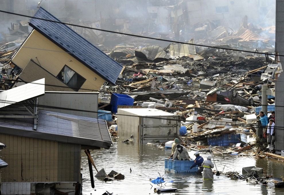 reaction paper on japan earthquake Although our emergency response work - to distribute relief items & vouchers to survivors to purchase essentials response to japan earthquake and tsunami.