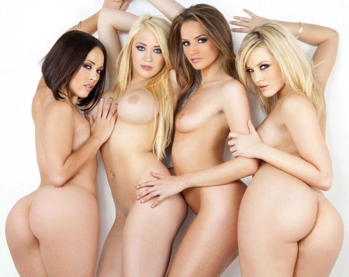 красивых девушек фотки голые