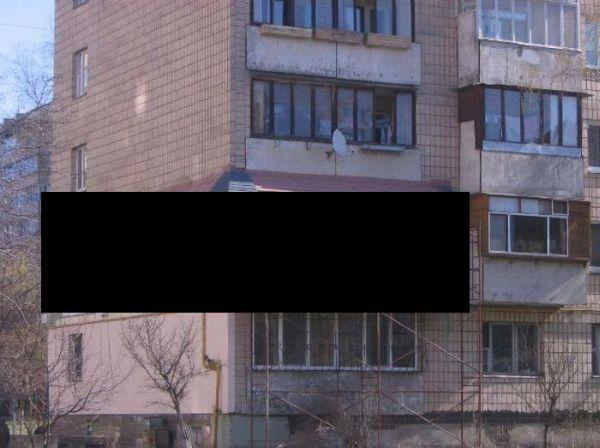 Второй этаж явно выделяется :)