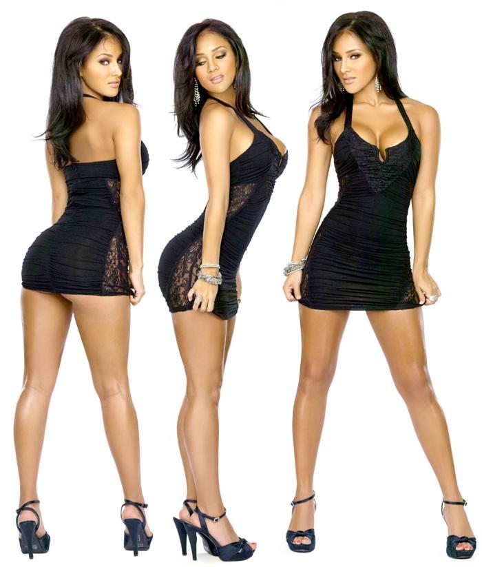 Девушки в сексуальных платьях фото 36279 фотография