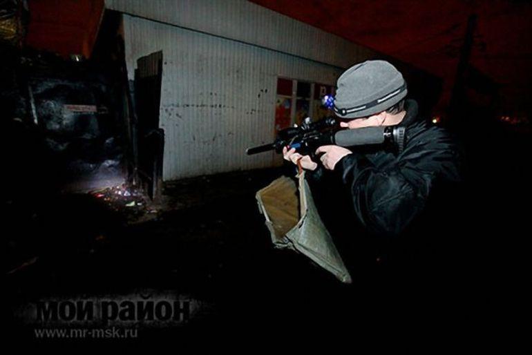 Московский снайпер