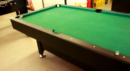 Классный бильярдный трюк