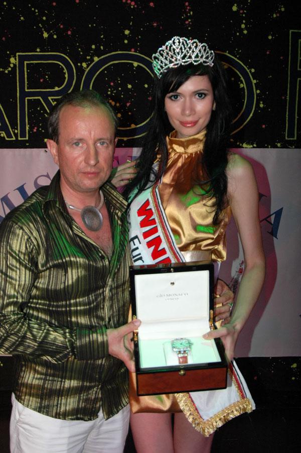 Самой красивой девушкой Евразии признали казахстанку