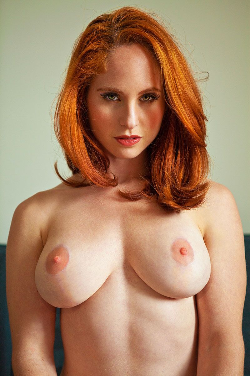 Рыжие девушки