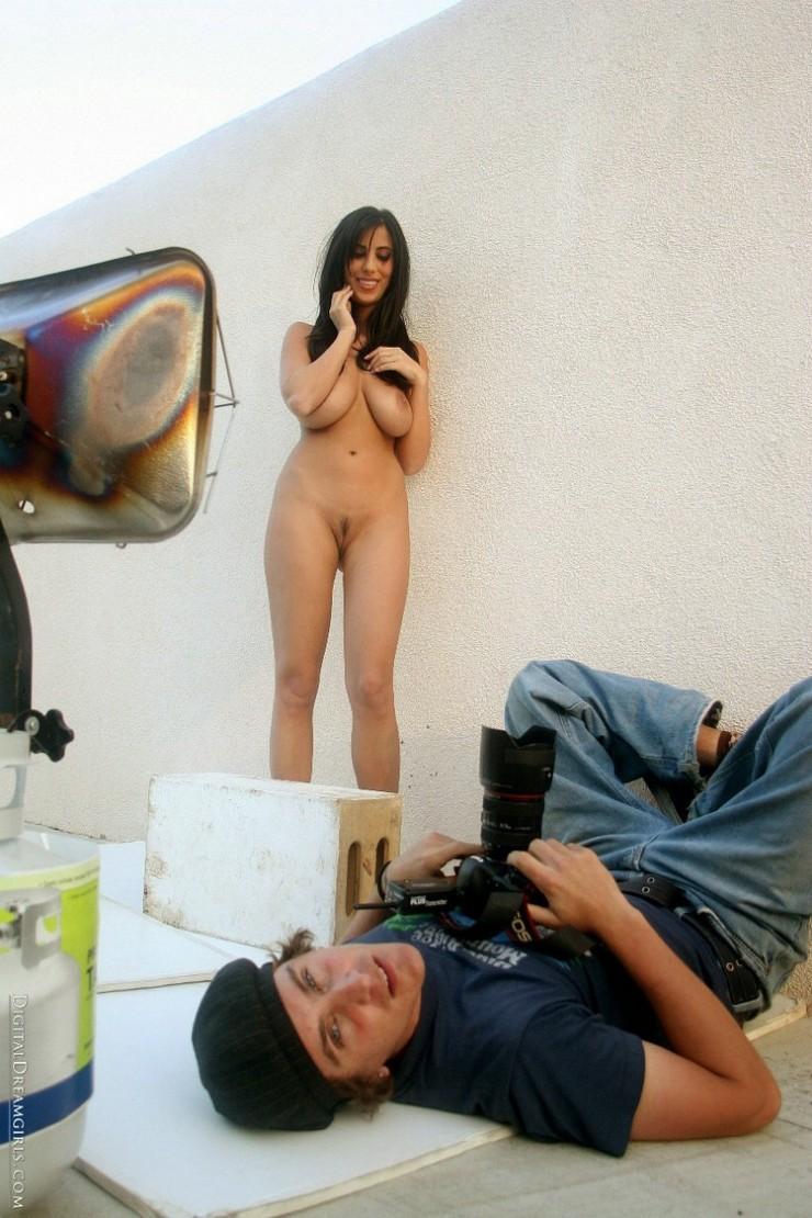 Съёмки в порностудии 21 фотография