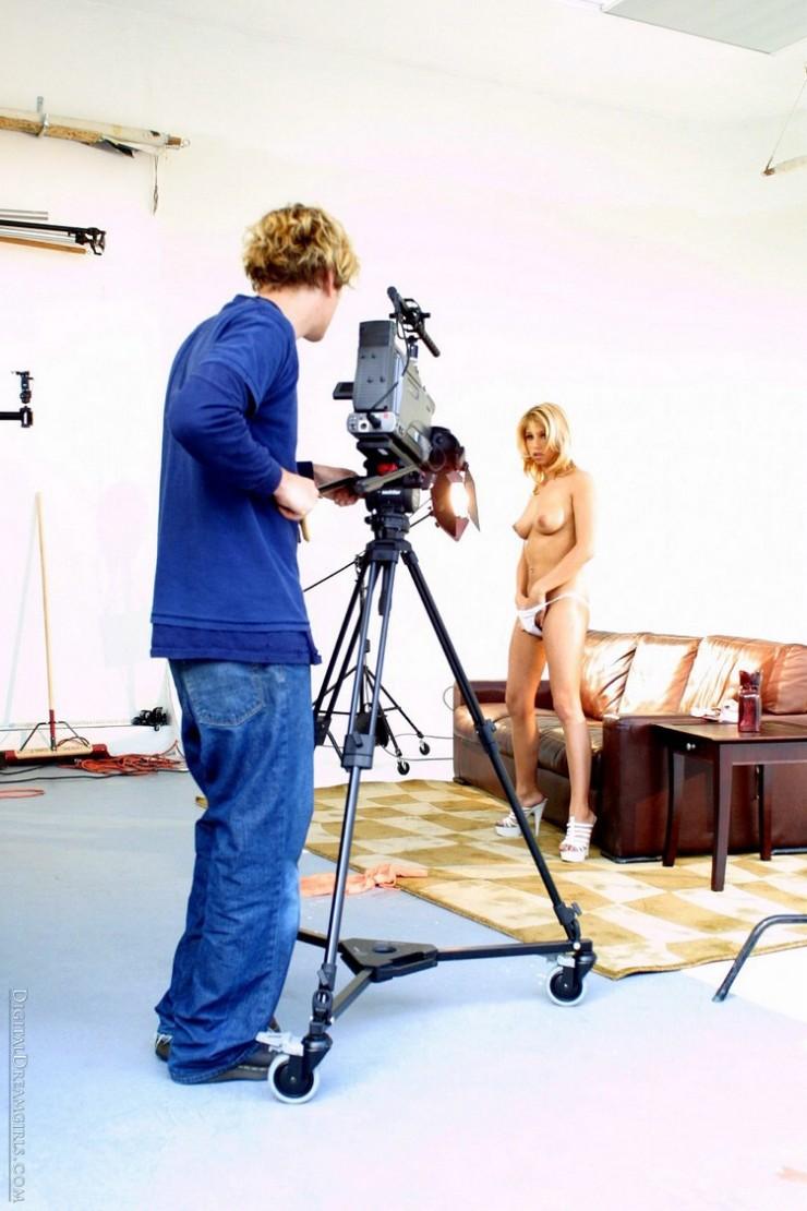 Съемки видео для для эротических журналов #12