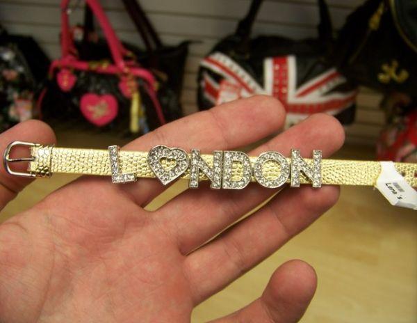 Подарок из Лондона для девушки