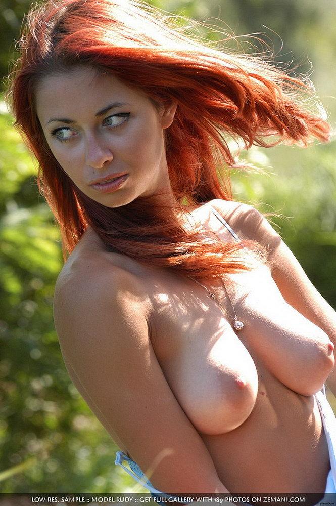 Нравятся мне рыжие девушки...