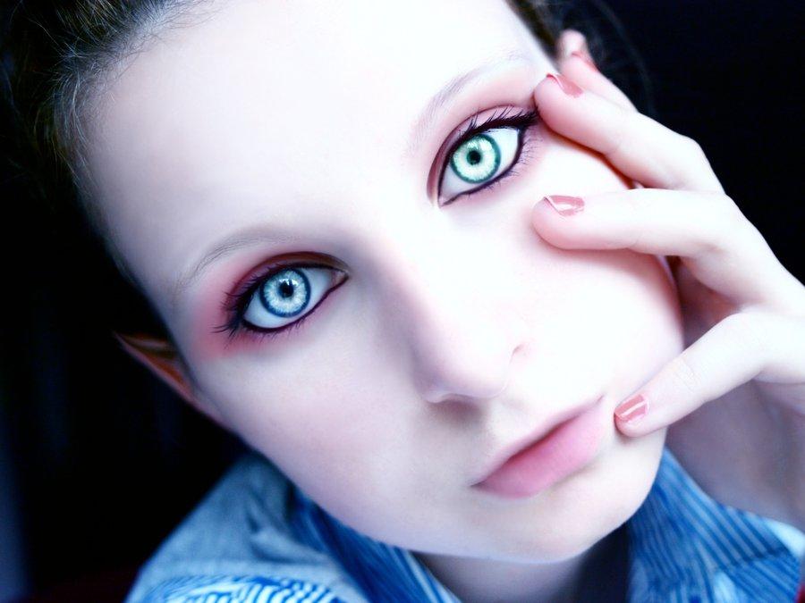 мама лучшая самые разноцветные глаза у людей фото всего рисунки наносят