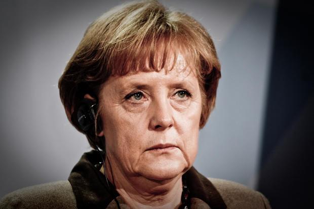 Ангела Меркель с неожиданной стороны