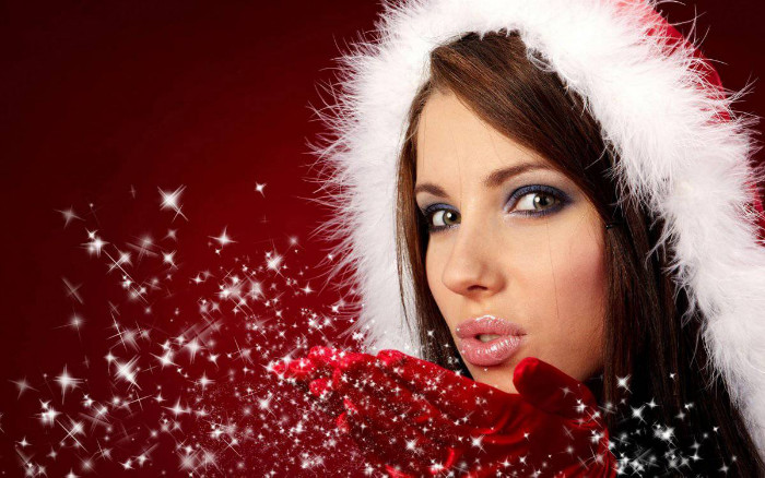Sexy Snow Maiden
