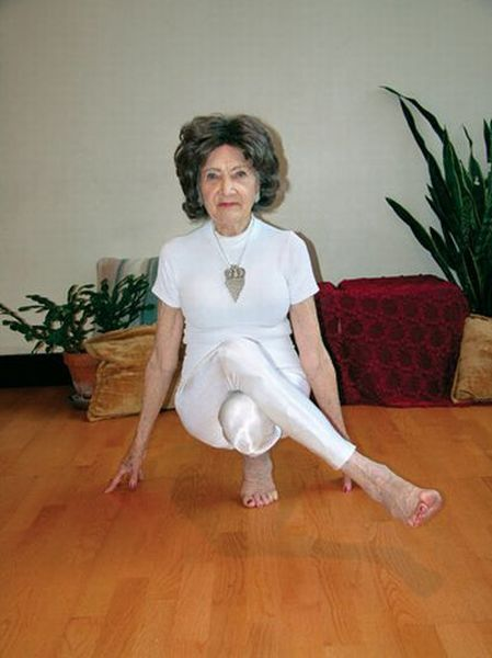 Секси 70 лет бобушка