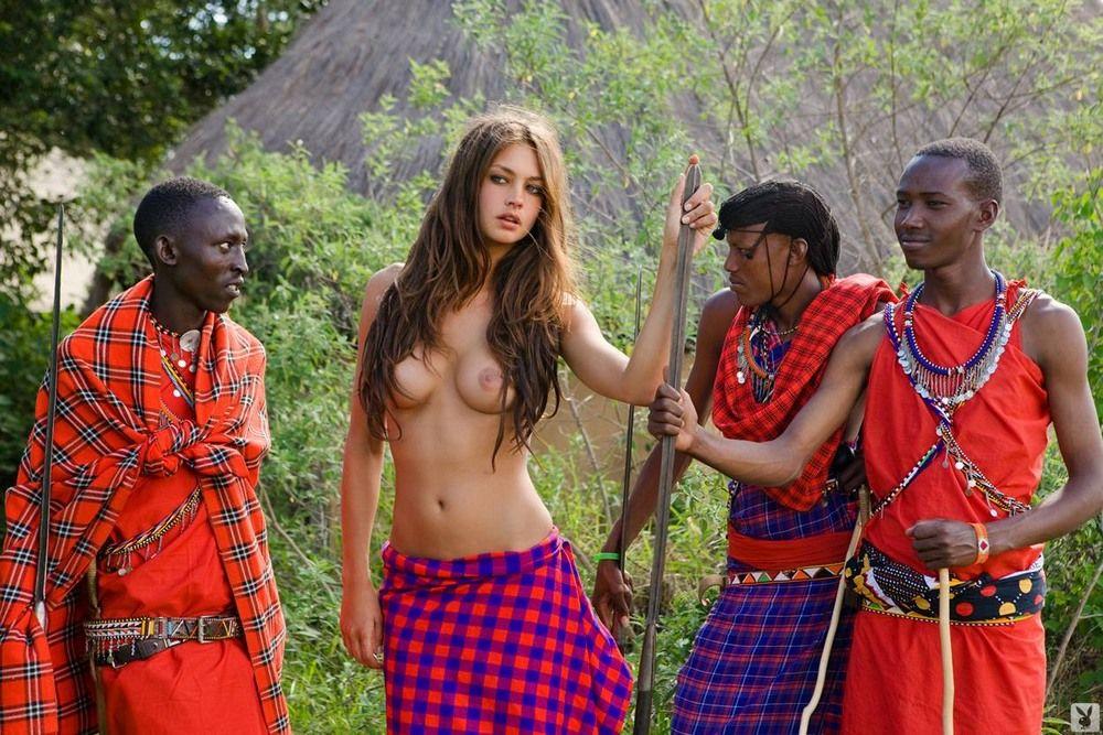 даже так эротические фильмы африка такая