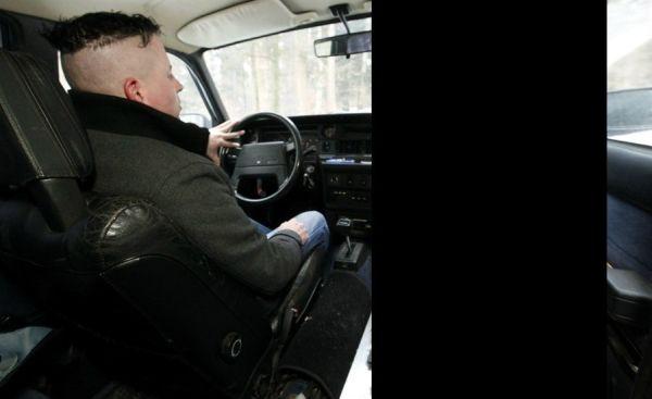 Chauffage voiture à l'ancienne