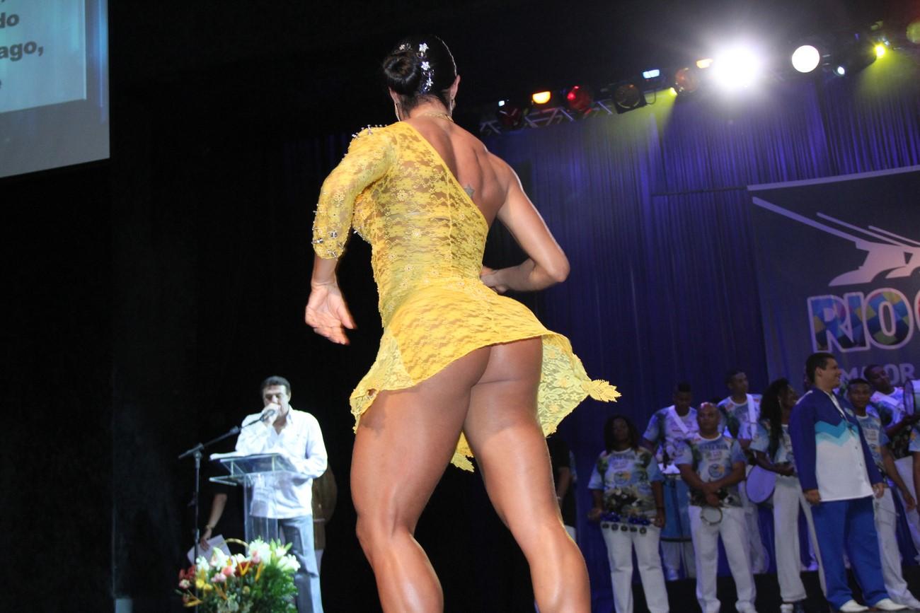 Трах бразильской танцовщицы 3 фотография
