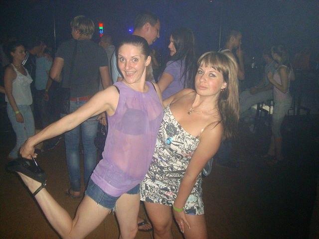 Пьяные девушки видео на дискотеке #2