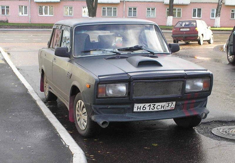 Белорусский тюнинг