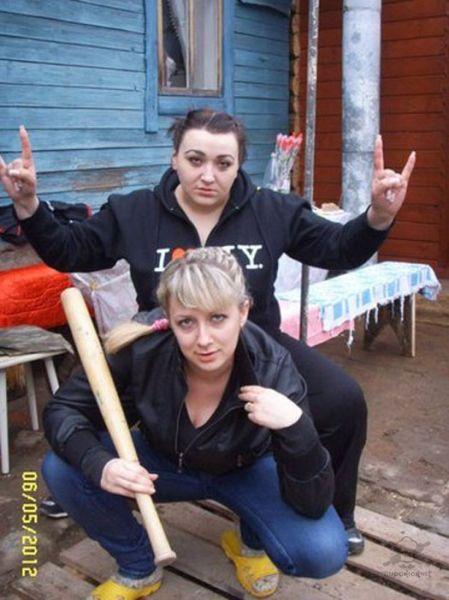 Треш из Одноклассников