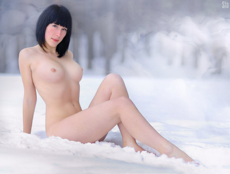 Naked hot women in winter, cute alternative girl porn free