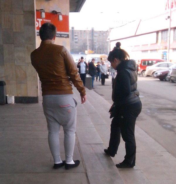 Московский модник