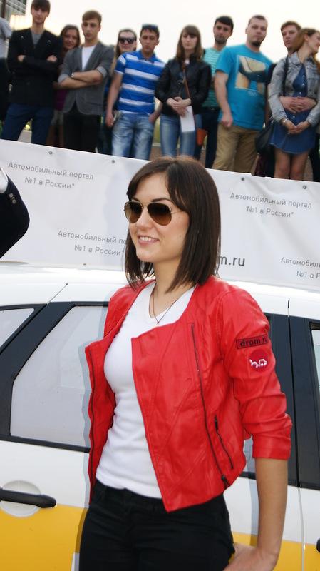 Sasha Grey в Хабаровске