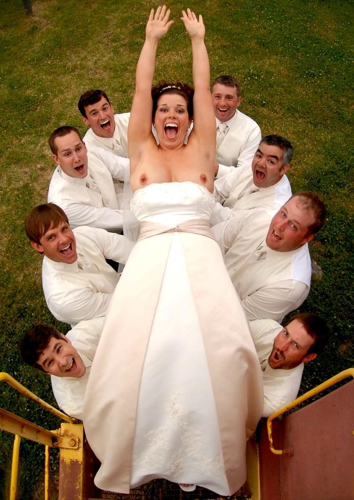 Подборка интимных фото со свадеб  678028
