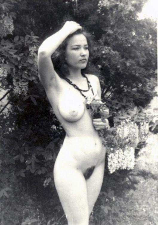 эротическое довоенное фото женщин - 11