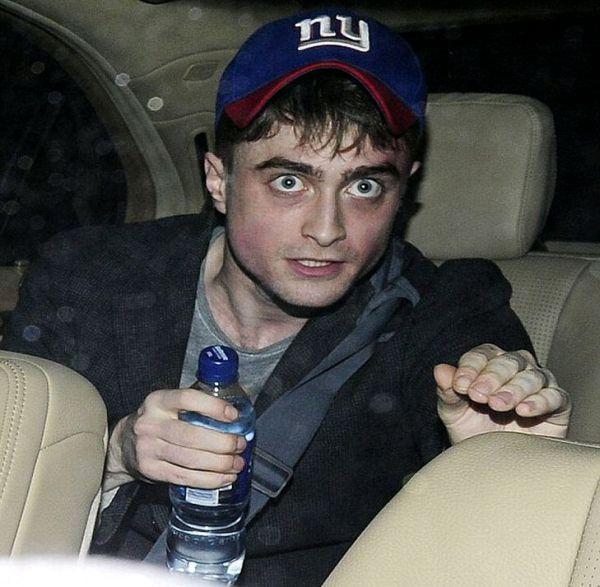 Гарри Поттер проглотил забористые волшебные пилюли