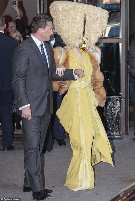 Модный прикид от Леди Гага