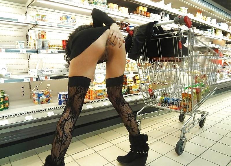 Порно фото без трусов в супермаркетах, русские свингеры развлекаются видео онлайн