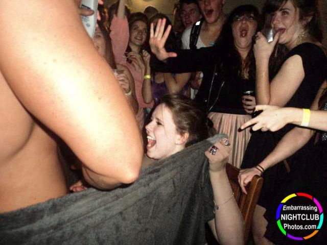 Кадры из ночных клубов