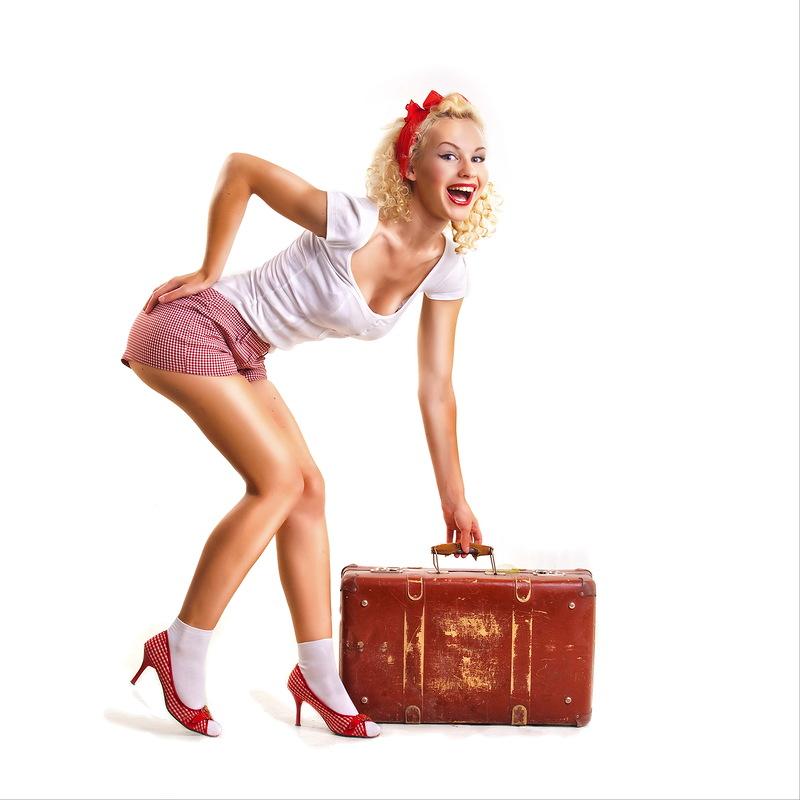 Подборка чемоданов