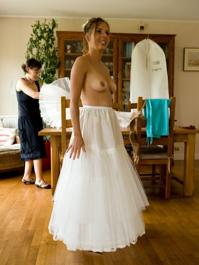 Topless bridesmaid, dirty wife gallery