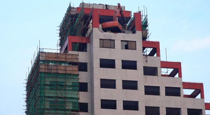 Инновационные технологии сноса зданий в действии