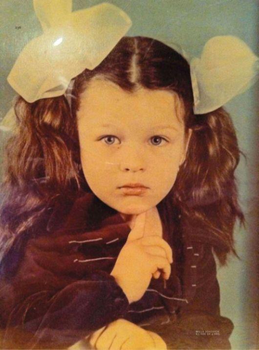Угадай звезду по детской фотографии