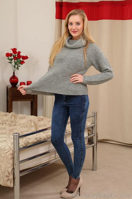 Вязаный свитер дня