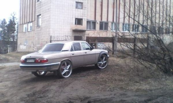 """""""Волга"""" Nigga style"""