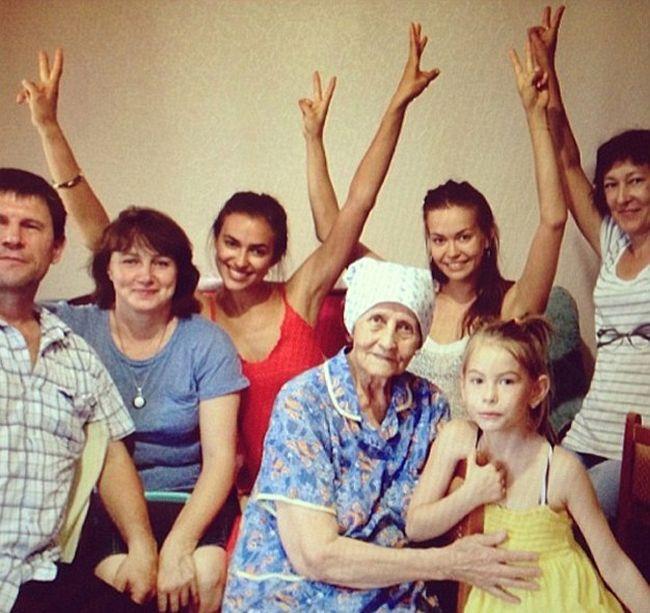 Ирина Шейк и как она стала звездой