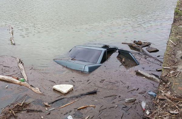 Барнаульские дристеры затонули в Затоне