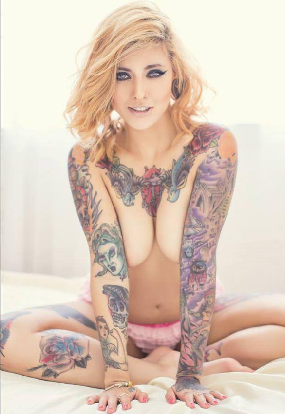 Проститутки питера с татуировками