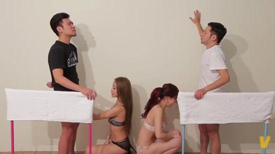 Китайские конкурсы без цензуры